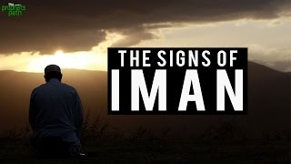 The Signs Of Iman