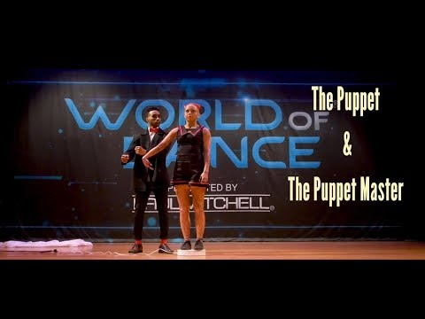 The Puppet & The Puppet Master   @jajavankova & @bdash_2   WOD Boston
