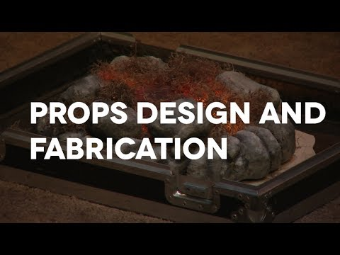 Theatre: Props Design and Fabrication