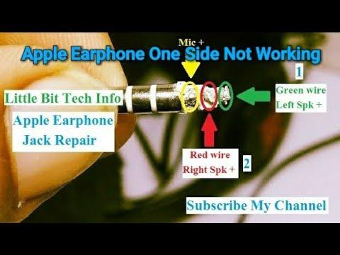 Apple iPhone Earphone Repair | Broken Jack Repair | Step By Step