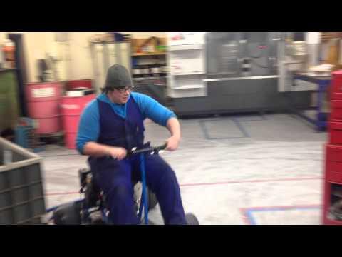 The Keg Racer