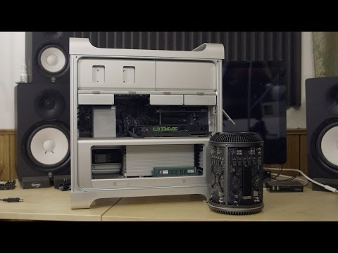 New Mac Pro vs Old Mac Pro Performance Review! (Late 2013 / Early 2014)