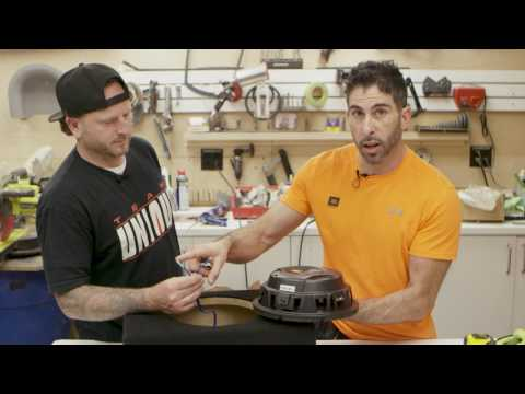 How To Build and Install a Subwoofer Enclosure | JBL
