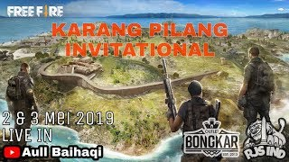 Karang Pilang Invitational Pot 1 & 2