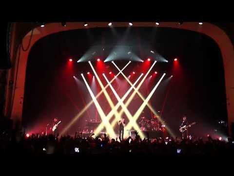 Panic! at the Disco - Victorious @ London O2 Academy Brixton 12/01/2016
