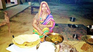 INDIAN EVENING DINNER ROUTINE 2019 || DAILY VILLAGE EVENING DINNER ROUTINE IN HINDI || DAILY ROUTINE