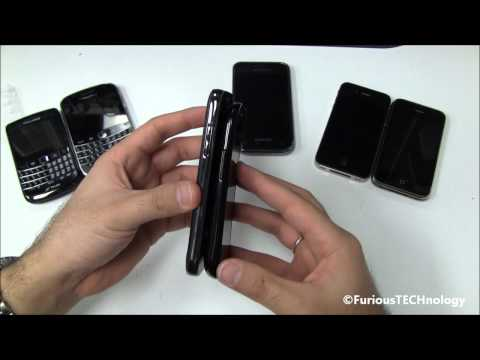 Samsung Galaxy S2 X : Size Comparison to other Smartphones!