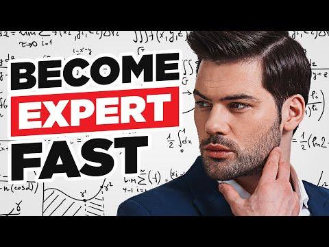 Become An Expert FAST   No College, No Money, No Problem!