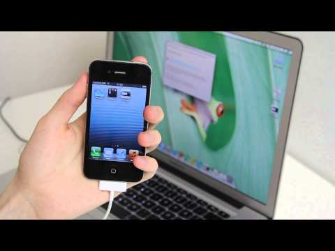 How To Jailbreak iPhone 4S
