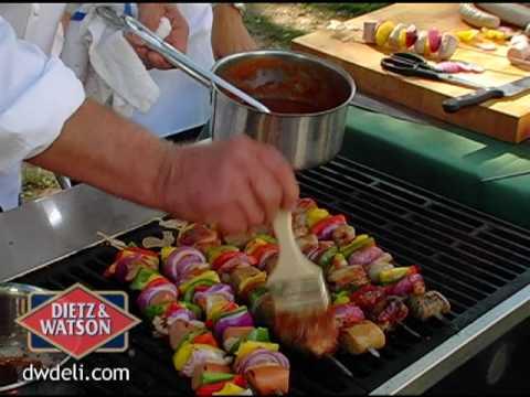 Grilling Ideas: Kebabs and Skewers