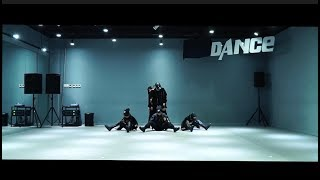"""BOY STORY """"Can't Stop"""" Dance Practice"""