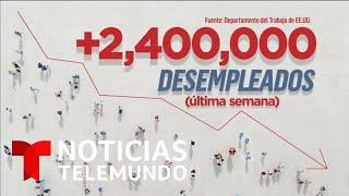 Las Noticias de la mañana, 22 de mayo de 2020 | Noticias Telemundo