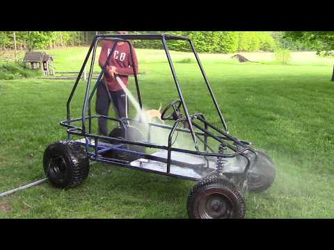 How to Build an offroad Go kart