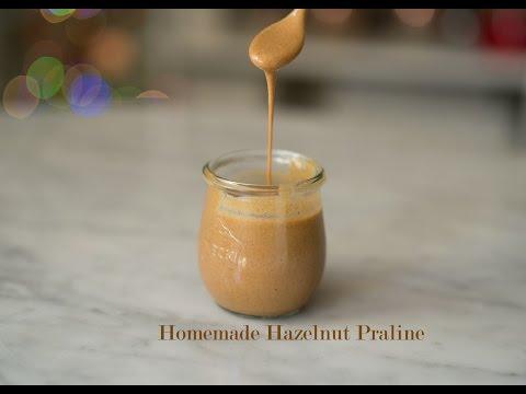 Homemade Hazelnut Praline - Noisettes Praline