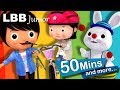 Childrens Songs Volume 1 50 Minutes Compilation From LBB Junior