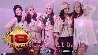 Super Girlies - Shalawat Badar (Official Audio)