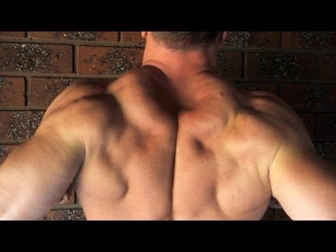 Bodyweight Trapezius Home Workout: No Weights