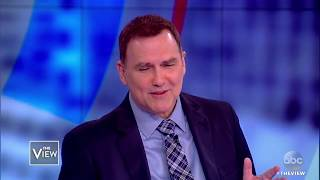 Norm Macdonald Clarifies Controversial Comments On Roseanne Barr, Louis C.K. | The View