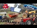 Download  Preparo De Solo Para Plantio De Aveia   Massey 283   Valmet 88   Ford 5630 Na Pega  MP3,3GP,MP4