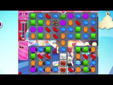 Candy Crush Saga Level 1374  No Booster