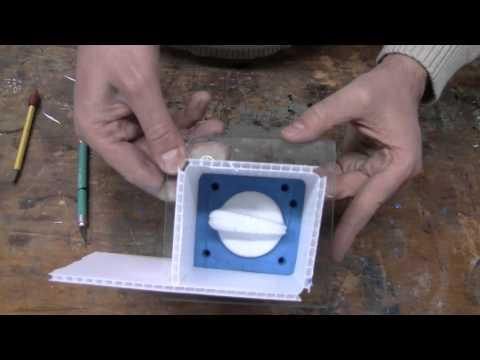 Replicating Cooking Range Knob - Molding & Casting