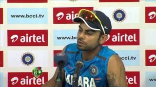 Virat Kohli press conference India - Feb 24th