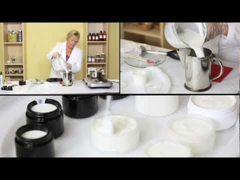 How To Make Natural Body Butter Cream Online Class