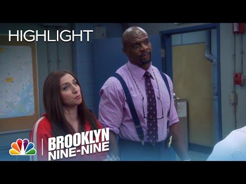 Gina & Terry Are Creating Captain Holt's Twitter Account | Season 5 Ep. 18 | BROOKLYN NINE-NINE