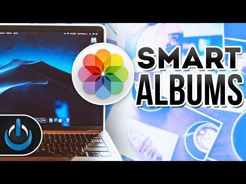 How to Organize Your Photos with Smart Albums - Mac