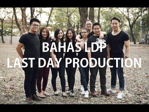 Bahas Last Day Production (LDP) Dari Dulu Sampai Sekarang