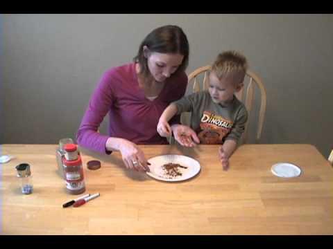 Preschool Thanksgiving Crafts - Turkey Craft For Kids - Easy Handprint Turkey Idea