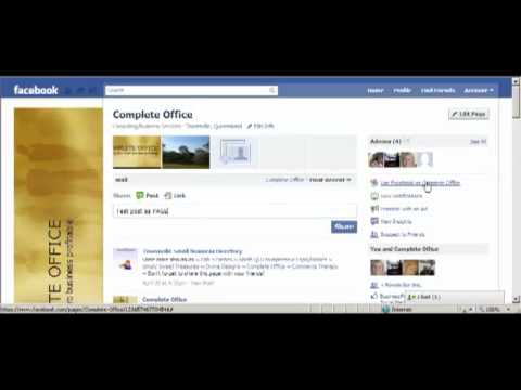 How To Post To Facebook As Page or as a Person
