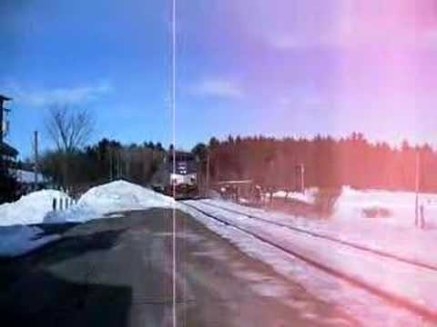 Trem - Lake Placid to New York
