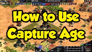 How to install and use Capture Age to analyze your games!