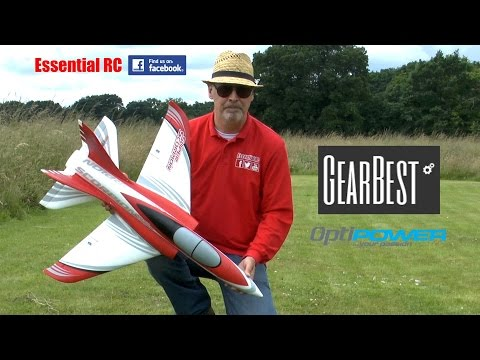 FMS RocHobby SUPER SCORPION EDF Jet (GearBest): ESSENTIAL RC FLIGHT TEST