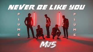 Flume - Never Be Like You   MJ5 Choreography