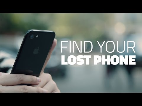 How to find your lost smartphone android phone 2017