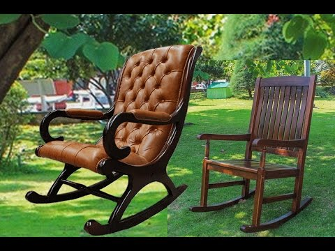 Types of Rocking Chairs  &  rocking chair rockers