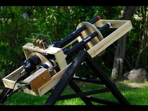 Weekend Project: Potato Gatling Gun