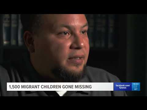 Immigration lawyer weighs on 1,500 missing migrant children