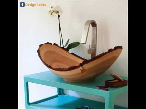 Wonderful Sink Ideas That Make Your House Beautiful