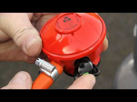 Calor Tips - How to fit a Propane Patio Gas Regulator