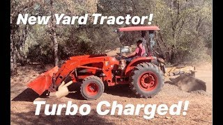 Buying A Kubota Yard Tractor! Best Deal On The Market!