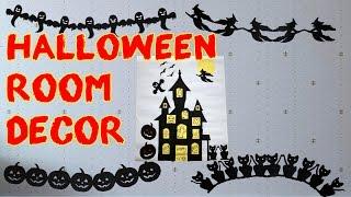 Diy Halloween Room Decoration Ideas Using Paper