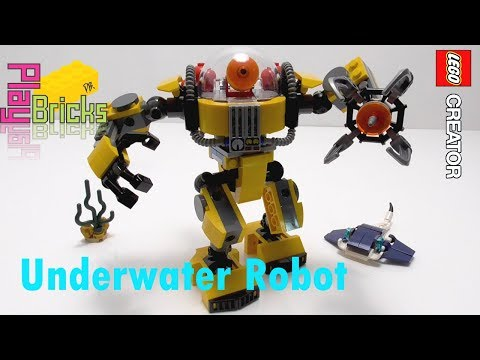 How To Build A Underwater Robot