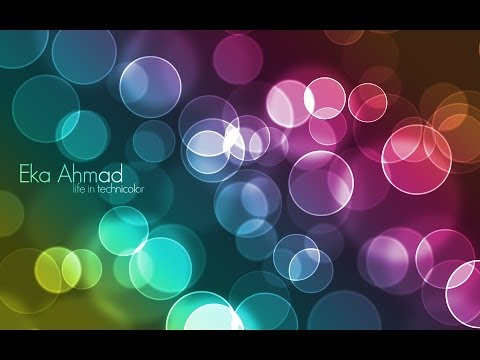 Awesome Circle Bokeh Effect with Photoshop