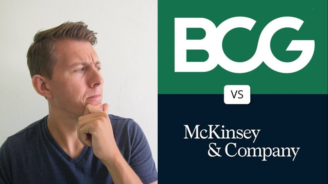 Comparing BCG vs. McKinsey & Company: My Experience Working At Both Firms