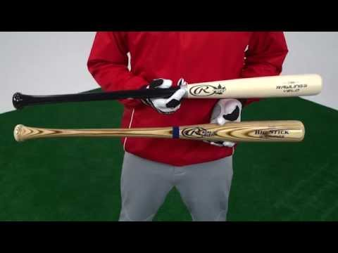 Choose The Right Maple Or Ash Wood Bat | Source For Sports