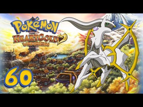 Pokémon Oro HeartGold - Cap. 60 [FINAL] ¡Arceus, el Dios Pokémon!