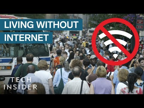 What Would Happen If America's Internet Went Down